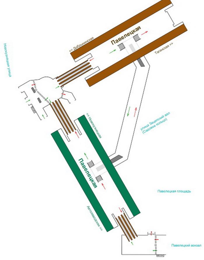Станция метро белорусский вокзал схема