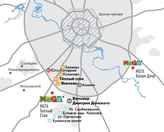 "метро ""Теплый Стан"","